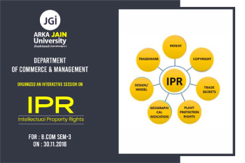 Seminar on Intellectual Property Rights (IPR)