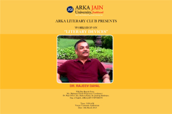 Workshop on Literary Device
