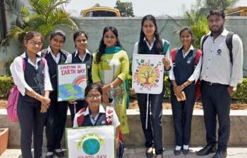 Earth Day at Campus main