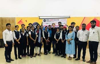 International student visit main