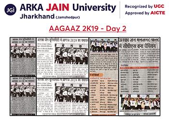 AAGAAZ 2K19 -Day 2
