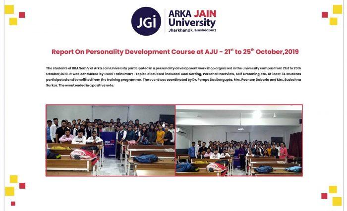 Personality Development Program for BBA 1500X1000