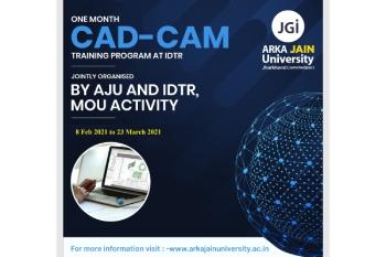 CAD-CAM Training Program 350 x 233