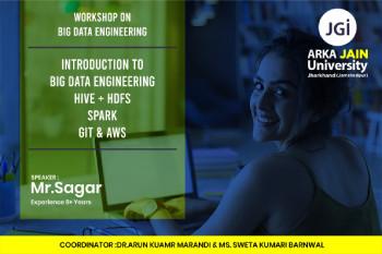 Online Workshop on Data Science & Big Data Analytics
