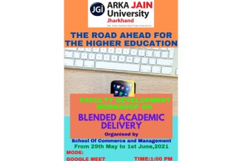 FDP On Blended Academic Delivery 350x233