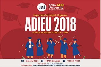 ADIEU BATCH 2018-22 1