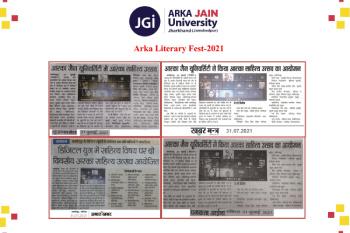 Arka Litrerary Fest Press Release 350x233