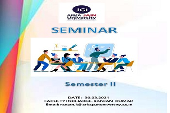 Seminar on Contemporary issues
